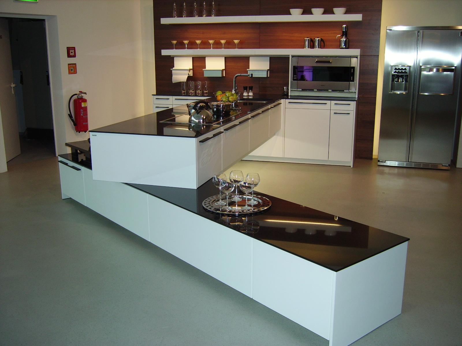Küchenzeile von SIEMATIC